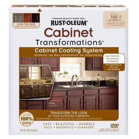 Rust-Oleum Countertop Transformations Dark Base Satin Cabinet Resurfacing Kit (Actual Net Contents: 137 Fluid Oz.)
