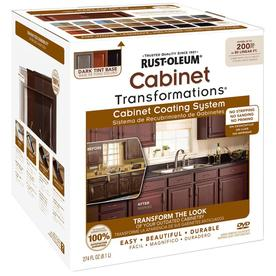 Rust-Oleum Countertop Transformations Dark Base Satin Acrylic Interior Paint and Primer In One Paint (Actual Net Contents: 280 Fluid Oz.)