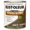 Rust-Oleum 1-Quart Dark Walnut Wood Stain