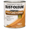 Rust-Oleum Quart Satin Polyurethane Varnish
