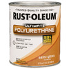 Rust-Oleum Quart Semi-Gloss Polyurethane Varnish