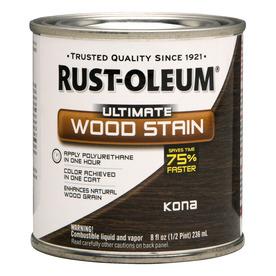 Rust-Oleum 8 Oz. Kona Stain
