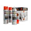 Rust-Oleum Professional Marking Fluorescent Red-Orange Fade Resistant Spray Paint (Actual Net Contents: 15 Oz.)