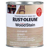 Rust-Oleum Ultimate Wood Stain 32-fl oz Mineral Green Oil-Based Interior Stain