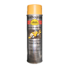Rust-Oleum High Performance Striping Yellow Fade Resistant Enamel Spray Paint (Actual Net Contents: 18-oz)