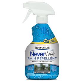 Shop Rust Oleum Neverwet Rain Repellent 11 Fl Oz Car Exterior Cleaner At