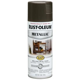 Rust-Oleum 11 Oz. Dark Bronze Spray Paint