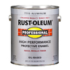 Rust-Oleum 128 fl oz Exterior Soft-Gloss Aluminum High Gloss Paint