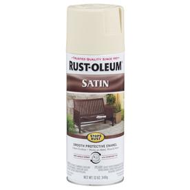 STOPS RUST 12 Oz. Satin Almond