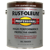 Rust-Oleum Gallon Interior/Exterior Gloss Leather Brown Paint