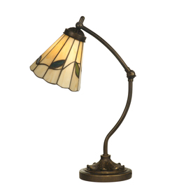 Portfolio 18-3/4-in Indoor Table Lamp with Shade