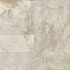 Congoleum 12-ft W Clam Chowder Geometric Finish Sheet Vinyl