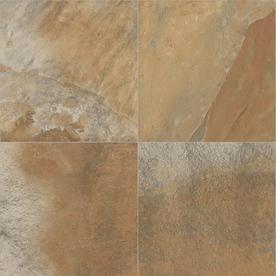 Congoleum 12-ft W Honey Bunch Tile Low-Gloss Finish Sheet Vinyl