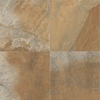Congoleum 12-ft W Honey Bunch Tile Finish Sheet Vinyl