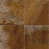 Congoleum 12-ft W Wine and Roses Tile Low-Gloss Finish Sheet Vinyl
