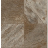 Congoleum 12-ft W Earth Blend Tile Finish Sheet Vinyl