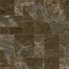 Congoleum 6-ft W Fresh Brew Geometric Low-Gloss Finish Sheet Vinyl