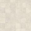Congoleum 6-ft W Ballet White Geometric Low-Gloss Finish Sheet Vinyl