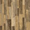 Congoleum 6-ft W Braun Wood Low-Gloss Finish Sheet Vinyl