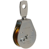 Covert 1-1/2&#034; Heavy-Duty Single Swivel Eye Pulley