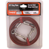 Campbell Commercial 20-ft Weldless Red Vinyl Coated Steel Cable