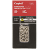 Campbell Commercial 6-ft Weldless Chrome Metal Chain