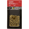 Campbell Commercial 10-ft Weldless Brass Plated Metal Chain