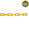 Campbell Commercial 1-ft #8 Weldless Yellow Chain (By-the-Foot)