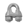 Covert 1/8-in Zinc Plated Wire Rope Clip