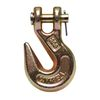 Covert 5/16-in Yellow Zinc Plated Clevis Grab Hook