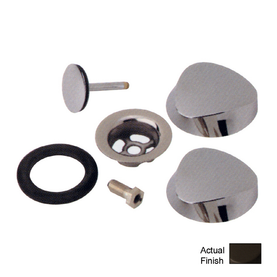 Shop Geberit Bronze Tub Shower Trim Kit At