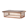 Shelter 10-in x 14-in Copper Chimney Cap