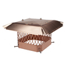 Shelter 9-in x 13-in Copper Chimney Cap