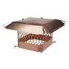 Shelter 12-in x 16-in Copper Chimney Cap