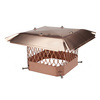 Shelter 13-in x 18-in Copper Chimney Cap