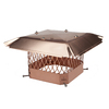Shelter 18-in x 18-in Copper Chimney Cap