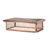 Shelter 14-in x 21-in Copper Chimney Cap