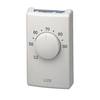 Lux Rectangle Mechanical Non-Programmable Thermostat