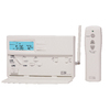 Lux 7-Day Programmable Thermostat Remote Control Included