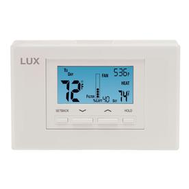 Lux 5-1-1 Day Programmable Thermostat