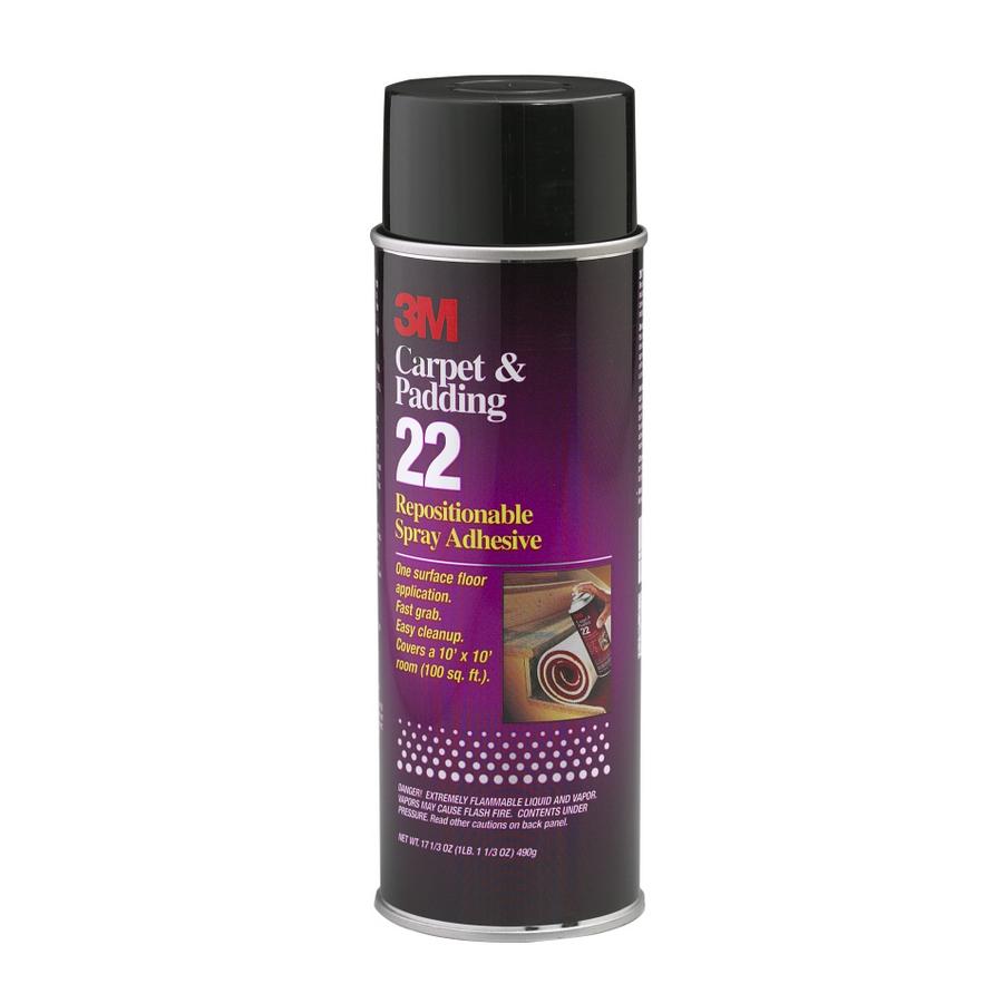 Shop 3M 24 oz Carpet Adhesive at Lowes.com