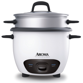 Aroma 14-Cup 1-Tray Rice Cooker