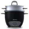 Aroma 6-Cup 2-Tray Rice Cooker