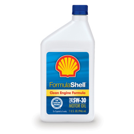 Shell Products 32 oz 4-Cycle 5W-30 Conventional Engine Oil