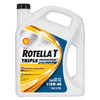 Rotella 128-oz 4-Cycle 15W-40 Conventional Engine Oil