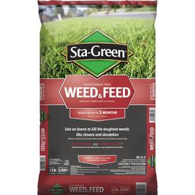 Shop sta green 13 lbs lawn fertilizer at for Sta green garden soil