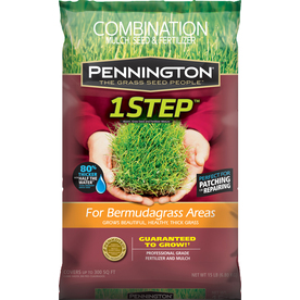 Pennington 1 Step Complete 15 lbs Sun Grass Seed Mixture