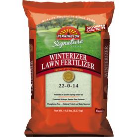 Pennington Signature Series Winterizer Lawn Fertilizer