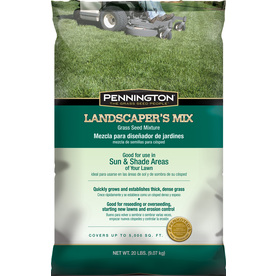 Pennington Landscapers 20-lb Sun and Shade Grass Seed