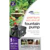 Pennington 528-GPH Submersible Fountain Pump
